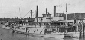 Puget Sound Mosquito Fleet